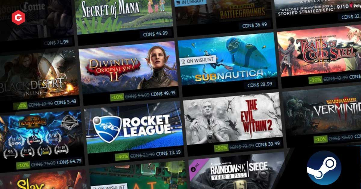 Steamゲームフェスティバルセール2021:日付、お得な情報、カウントダウン、そしてあなたが知る必要のあるすべて
