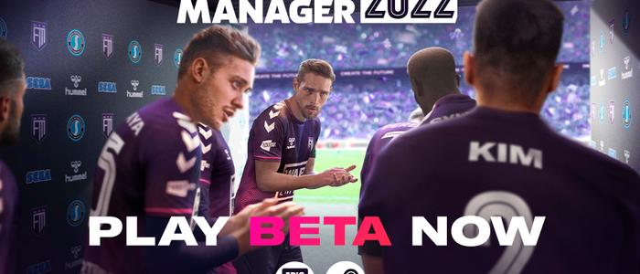 フットボールマネージャー2022の発売前ベータ版がリリースされました